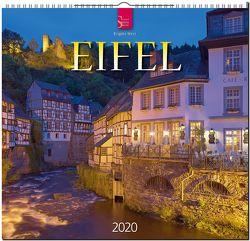 Eifel – Märchenhafte Burgen, schöne Fachwerkdörfer, idyllische Maare von Merz,  Brigitte
