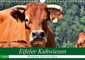 Eifeler Kuhwiesen (Wandkalender 2020 DIN A4 quer) von Glineur,  Jean-Louis