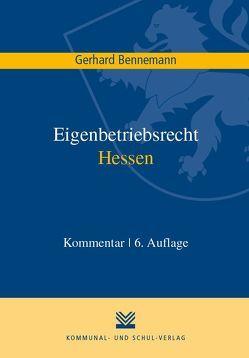 Eigenbetriebsrecht Hessen von Bennemann,  Gerhard