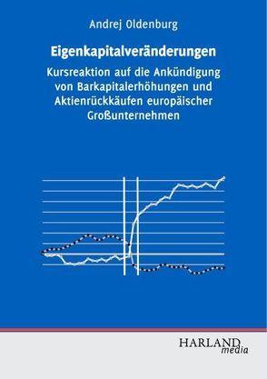 Eigenkapitalveränderungen von Oldenburg,  Andrej