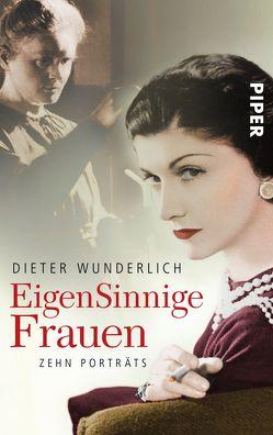 EigenSinnige Frauen von Wunderlich,  Dieter