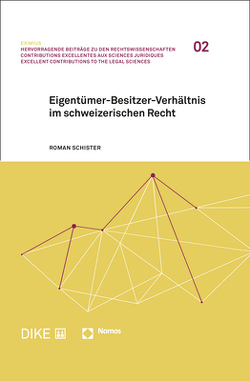 Eigentümer-Besitzer-Verhältnis im schweizerischen Recht von Schister,  Roman