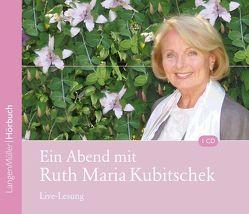 Ein Abend mit Ruth Maria Kubitschek (CD) von Kubitschek,  Ruth Maria