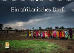 Ein afrikanisches DorfCH-Version (Wandkalender 2019 DIN A2 quer) von Gaymard,  Alain