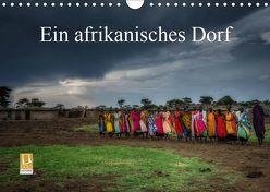 Ein afrikanisches DorfCH-Version (Wandkalender 2019 DIN A4 quer) von Gaymard,  Alain