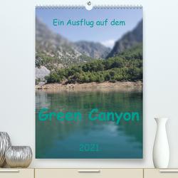 Ein Ausflug auf dem Green Canyon (Premium, hochwertiger DIN A2 Wandkalender 2021, Kunstdruck in Hochglanz) von r.gue.