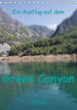 Ein Ausflug auf dem Green Canyon (Tischkalender 2019 DIN A5 hoch) von r.gue.