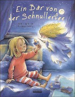 Ein Bär von der Schnullerfee – Midi-Ausgabe des original Albarello Bilderbuchs zur Schnullerentwöhnung! von Spathelf,  Bärbel, Szesny,  Susanne