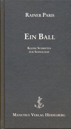 Ein Ball von Rainer,  Paris