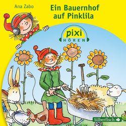 Ein Bauernhof auf Pinklila von Sudhoff,  Ann-Cathrin, Zabo,  Ana