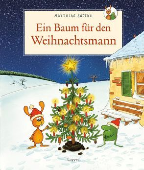 Ein Baum für den Weihnachtsmann von Sodtke,  Matthias