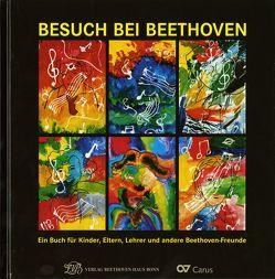 Ein Besuch bei Beethoven von Gutiérrez-Denhoff,  Martella, Naumann,  Dieter