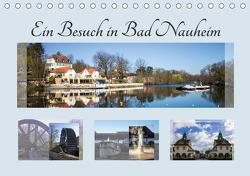 Ein Besuch in Bad Nauheim (Tischkalender 2021 DIN A5 quer) von Bönner,  Marion