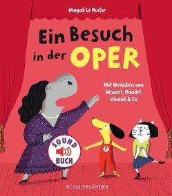 Ein Besuch in der Oper von Huche,  Magali Le