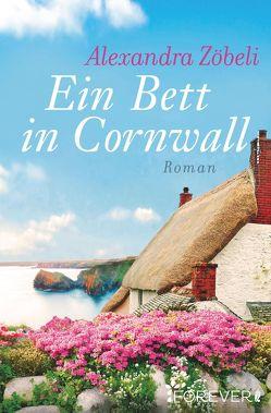 Ein Bett in Cornwall von Zöbeli,  Alexandra