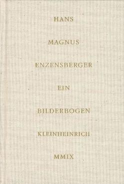 Ein Bilderbogen von Enzensberger,  Hans M