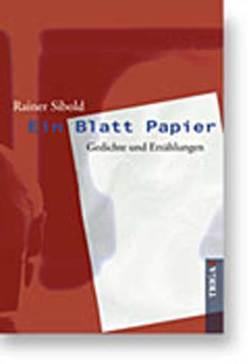 Ein Blatt Papier von Sibold,  Rainer