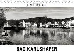 Ein Blick auf Bad Karlshafen (Tischkalender 2018 DIN A5 quer) von W. Lambrecht,  Markus
