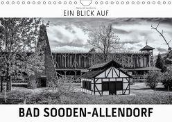 Ein Blick auf Bad Sooden-Allendorf (Wandkalender 2019 DIN A4 quer) von W. Lambrecht,  Markus