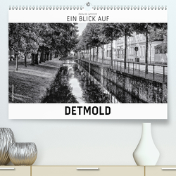 Ein Blick auf Detmold (Premium, hochwertiger DIN A2 Wandkalender 2021, Kunstdruck in Hochglanz) von W. Lambrecht,  Markus