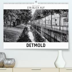 Ein Blick auf Detmold (Premium, hochwertiger DIN A2 Wandkalender 2020, Kunstdruck in Hochglanz) von W. Lambrecht,  Markus
