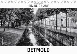Ein Blick auf Detmold (Tischkalender 2021 DIN A5 quer) von W. Lambrecht,  Markus