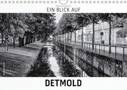 Ein Blick auf Detmold (Wandkalender 2018 DIN A4 quer) von W. Lambrecht,  Markus