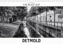 Ein Blick auf Detmold (Wandkalender 2021 DIN A4 quer) von W. Lambrecht,  Markus