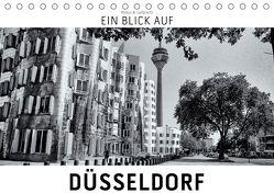 Ein Blick auf Düsseldorf (Tischkalender 2018 DIN A5 quer) von W. Lambrecht,  Markus