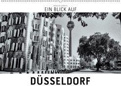 Ein Blick auf Düsseldorf (Wandkalender 2019 DIN A2 quer)