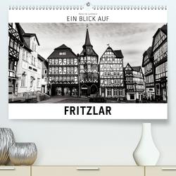 Ein Blick auf Fritzlar (Premium, hochwertiger DIN A2 Wandkalender 2020, Kunstdruck in Hochglanz) von W. Lambrecht,  Markus