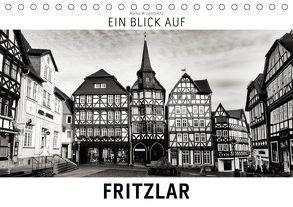Ein Blick auf Fritzlar (Tischkalender 2018 DIN A5 quer) von W. Lambrecht,  Markus