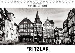 Ein Blick auf Fritzlar (Tischkalender 2019 DIN A5 quer) von W. Lambrecht,  Markus