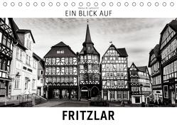 Ein Blick auf Fritzlar (Tischkalender 2020 DIN A5 quer) von W. Lambrecht,  Markus