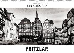 Ein Blick auf Fritzlar (Wandkalender 2019 DIN A2 quer) von W. Lambrecht,  Markus