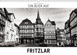 Ein Blick auf Fritzlar (Wandkalender 2019 DIN A3 quer) von W. Lambrecht,  Markus