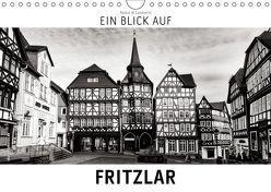 Ein Blick auf Fritzlar (Wandkalender 2019 DIN A4 quer) von W. Lambrecht,  Markus