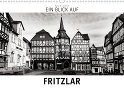 Ein Blick auf Fritzlar (Wandkalender 2020 DIN A3 quer) von W. Lambrecht,  Markus