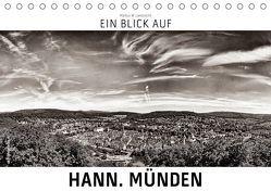 Ein Blick auf Hann. Münden (Tischkalender 2019 DIN A5 quer) von W. Lambrecht,  Markus