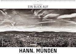 Ein Blick auf Hann. Münden (Wandkalender 2019 DIN A2 quer) von W. Lambrecht,  Markus