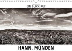 Ein Blick auf Hann. Münden (Wandkalender 2019 DIN A4 quer) von W. Lambrecht,  Markus