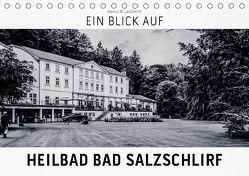 Ein Blick auf Heilbad Bad Salzschlirf (Tischkalender 2018 DIN A5 quer) von W. Lambrecht,  Markus