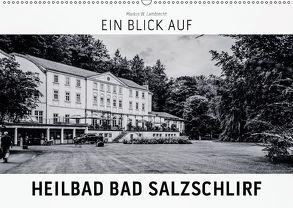 Ein Blick auf Heilbad Bad Salzschlirf (Wandkalender 2018 DIN A2 quer) von W. Lambrecht,  Markus