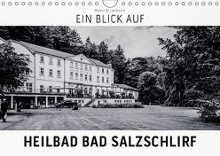 Ein Blick auf Heilbad Bad Salzschlirf (Wandkalender 2018 DIN A4 quer) von W. Lambrecht,  Markus