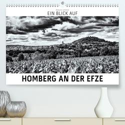 Ein Blick auf Homberg an der Efze (Premium, hochwertiger DIN A2 Wandkalender 2020, Kunstdruck in Hochglanz) von W. Lambrecht,  Markus