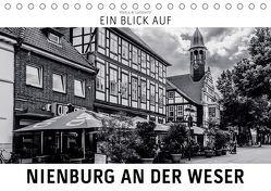 Ein Blick auf Nienburg an der Weser (Tischkalender 2019 DIN A5 quer) von W. Lambrecht,  Markus