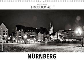 Ein Blick auf Nürnberg (Wandkalender 2018 DIN A3 quer) von W. Lambrecht,  Markus