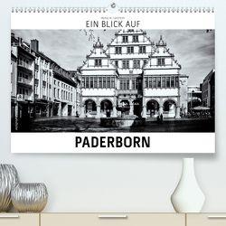 Ein Blick auf Paderborn (Premium, hochwertiger DIN A2 Wandkalender 2020, Kunstdruck in Hochglanz) von W. Lambrecht,  Markus