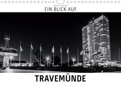 Ein Blick auf Travemünde (Wandkalender 2021 DIN A4 quer) von W. Lambrecht,  Markus