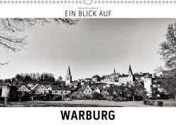 Ein Blick auf Warburg (Wandkalender 2019 DIN A3 quer) von W. Lambrecht,  Markus